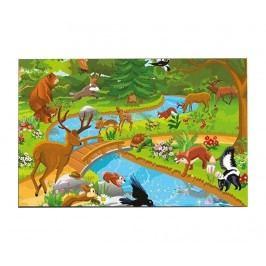 Obraz Forest 45x70 cm