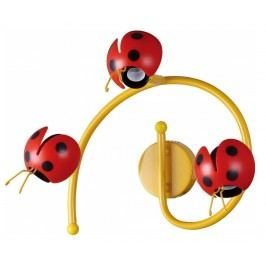 Svítidlo Ladybug Triple
