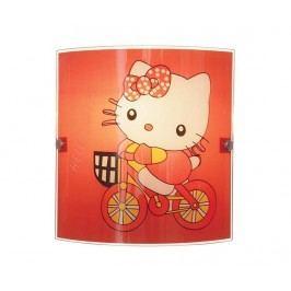 Nástěnné svítidlo Hello Kitty Bike