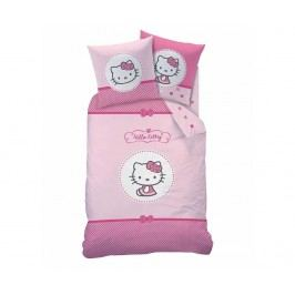 Ložní povlečení Single Hello Kitty Mathilda