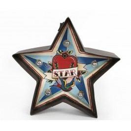 Světelná dekorace Carnival Light Star