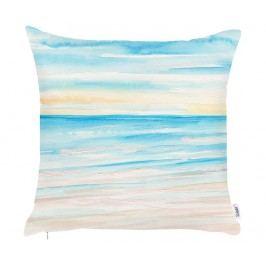 Povlak na polštář Sunset Light Blue 43x43 cm