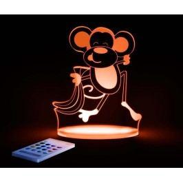 Dětská noční lampička Funky Monkey