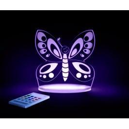 Dětská noční lampička Butterfly