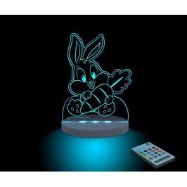 Dětská noční lampička Baby Looney Tunes Bugs Bunny