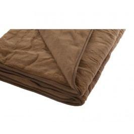 Přehoz Deluxe Chocolate 200x220 cm