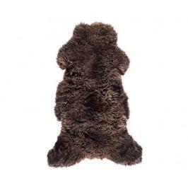 Ovčí kožešina Quinn Brown 60x120  cm