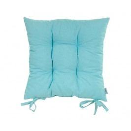 Polštář na sezení Thoughts Blue 41x41 cm