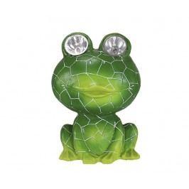 Solární lampa Frog