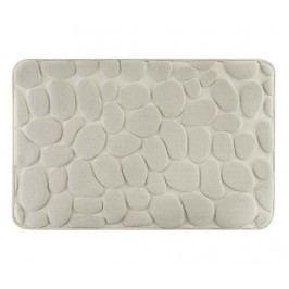 Koupelnová předložka Pebble Cream 60x90 cm