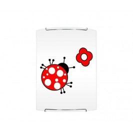 Nástěnné svítidlo Ladybug