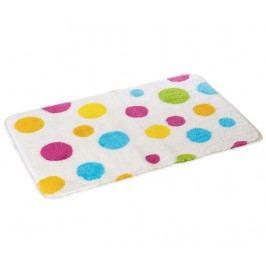 Kobereček do koupelny Colorful Dots 45x70 cm