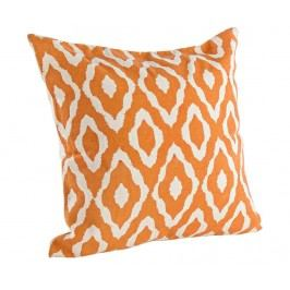 Dekorační polštář Alanis Orange 45x45 cm
