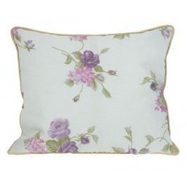 Dekorační polštář Mauve Flowers 45x45 cm