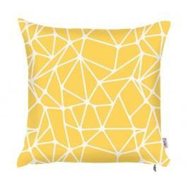 Povlak na polštář Siria Yellow 43x43 cm