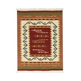 Koberec Kilim Colorful 75x125 cm