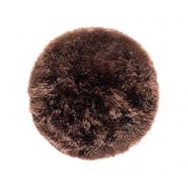 Koberec Gayle Round Brown 70 cm