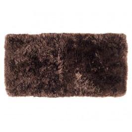 Koberec Gayle Rectangular Brown 70x140 cm