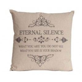Dekorační polštář Silence 45x45 cm