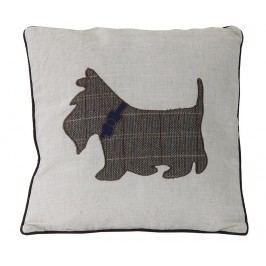 Dekorační polštář Terrier 45x45 cm