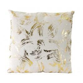 Dekorační polštář Splash Gold 45x45 cm