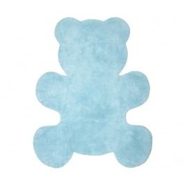 Koberec Little Teddy Blue 80x100 cm