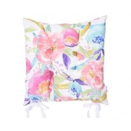 Polštář na sezení Roses 37x37 cm