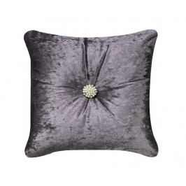 Dekorační polštář Diamond Lilac 45x45 cm