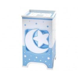Noční lampa Moon Blue