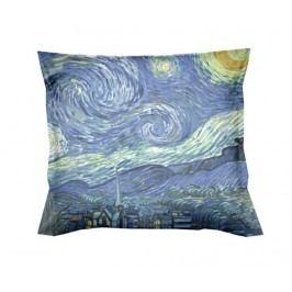 Dekorační polštář Starry Night 40x40 cm