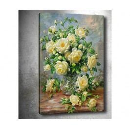 Obraz 3D Wonderful Flowers 50x70 cm
