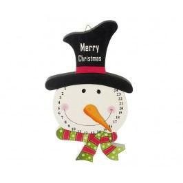 Adventní kalendář Snowman