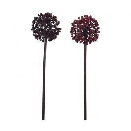 Sada 2 umělých květin Berry