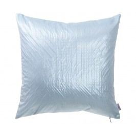 Povlak na polštář Metallic Blue 43x43 cm