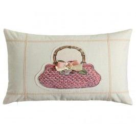 Dekorační polštář Chic Bag 30x50 cm