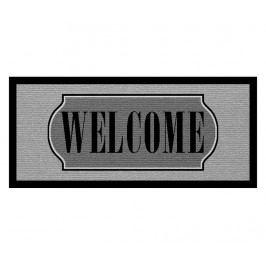 Vchodová rohožka Welcome Savana Grey 50x110 cm
