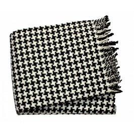 Pléd Pearls Black 140x180 cm