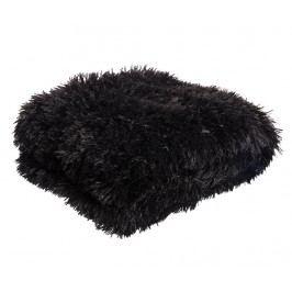 Pléd Sofa Black 130x170 cm