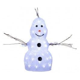 Venkovní světelná dekorace Snowman