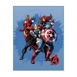 Pléd Avengers Challenge 110x140 cm