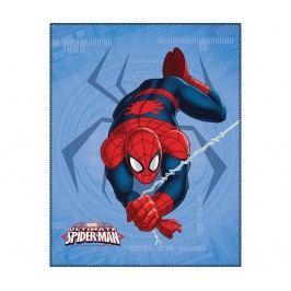 Pléd Spiderman Spider 110x140 cm Deky