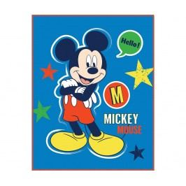 Pléd Mickey Expression 110x140 cm