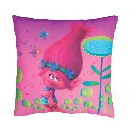 Dekorační polštář Trolls Poppy 40x40 cm
