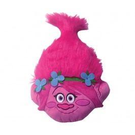 Dekorační polštář Trolls Poppy 3D 33x54 cm