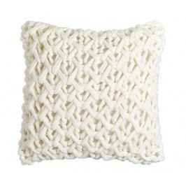 Dekorační polštář Norway White 45x45 cm