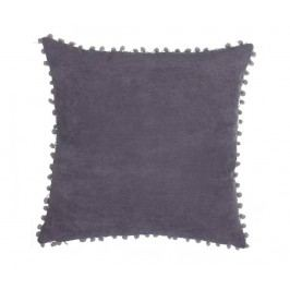 Dekorační polštář Borlas Grey 45x45 cm