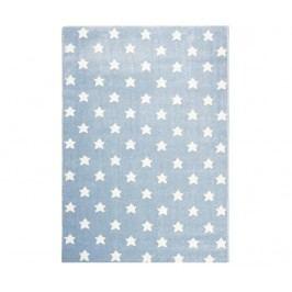 Koberec Blue Little Stars 120x180 cm