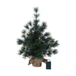 Umělý vánoční stromek s LED diodami Christmas Time