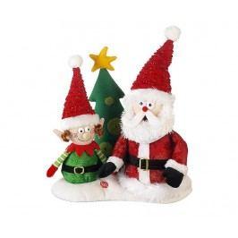Dekorace Santa & Elf