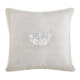 Dekorační polštář Delicate Embroidery 35x35 cm